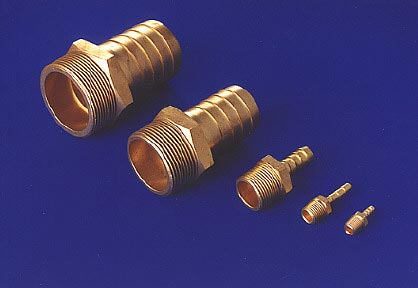 Brass Hose Nipples Hose Connectors