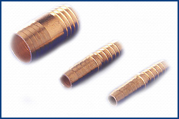 Brass Stainless Steel Hose Menders Hose Connectors Splices Jointers